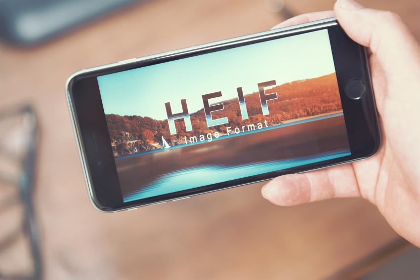 Fényképrendelés HEIF/HEIC formátumról